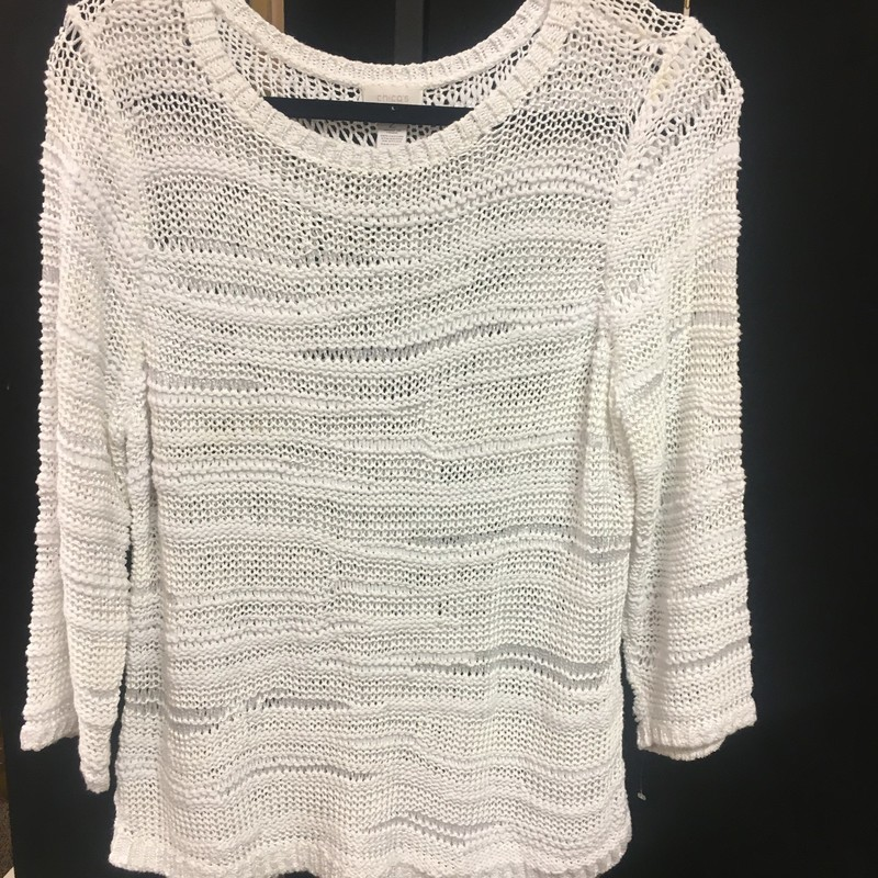 Looseknit Sweater.