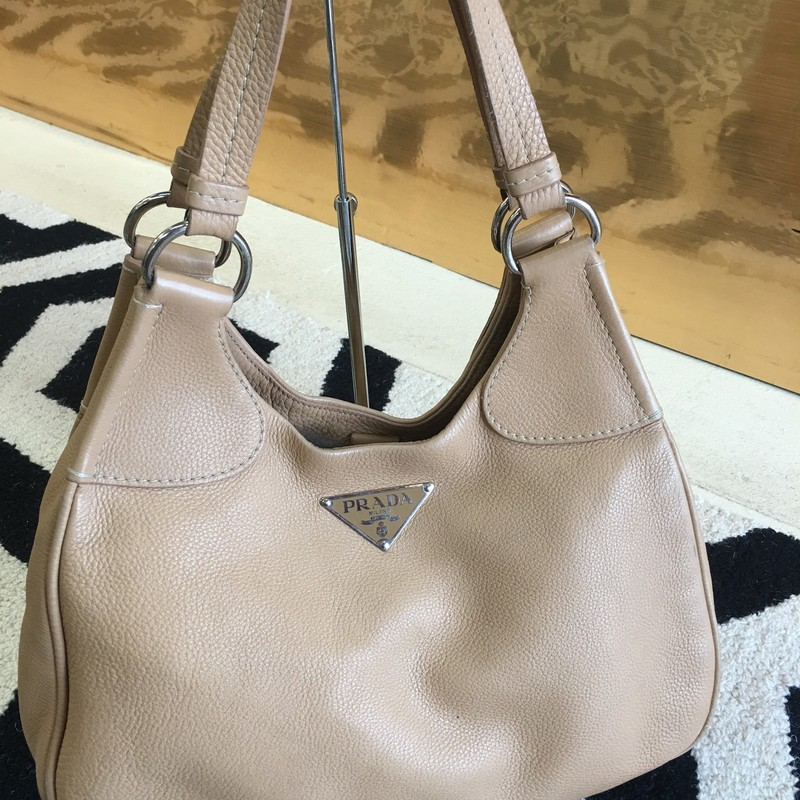 Prada Shoulder Bag.