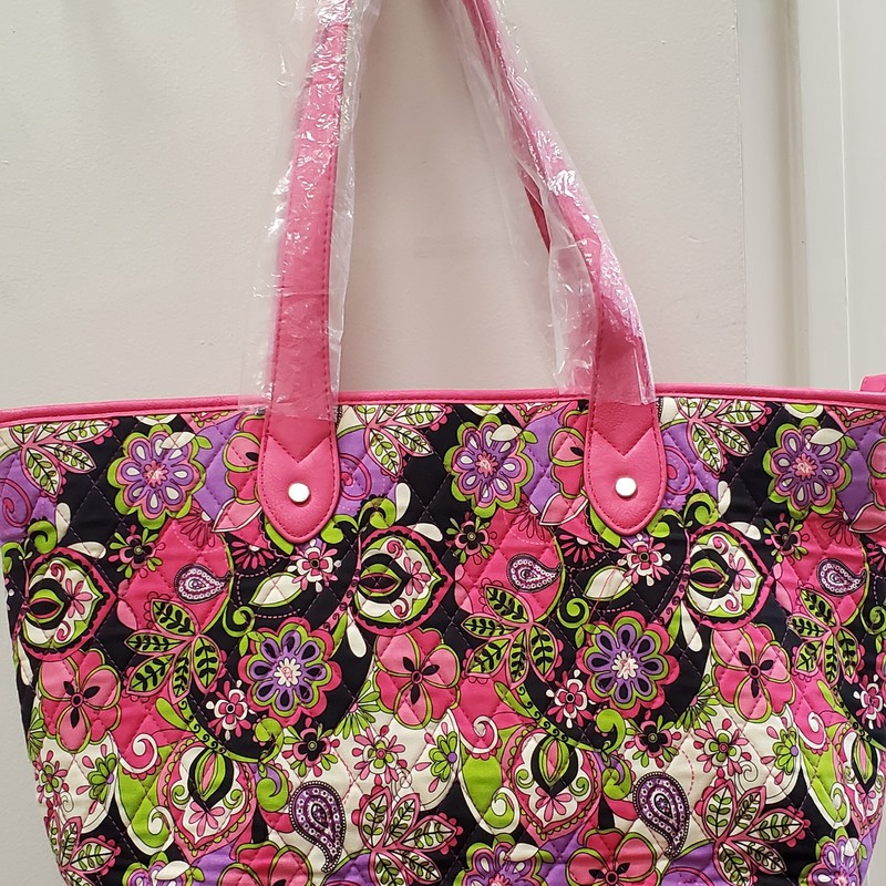 "Penelope Ann NWT Floral, Multi, Size: 18"" wide 11"" tall"
