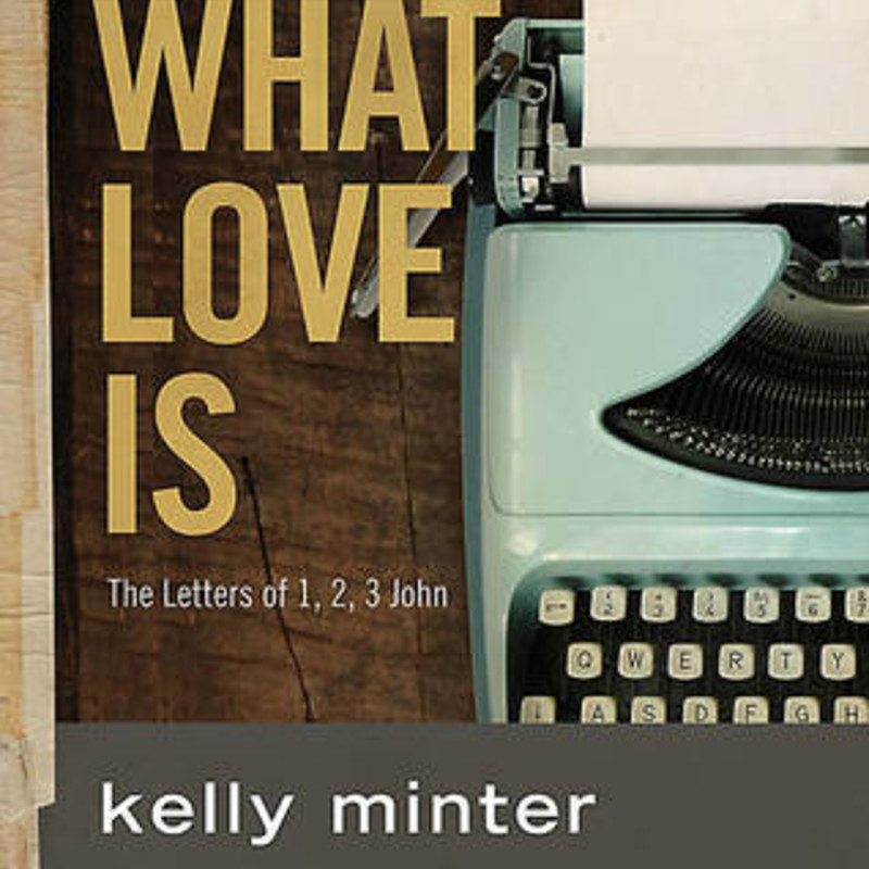 Paperback Kelly Minter<br /> The Letters of 1, 2, 3 John<br /> Bible Study Religion<br /> <br /> The letters of 1, 2, & 3 John were written to encourage followers of Jesus to remain faithful to the truth. Believers are challenged to look at contrasting themes such as walking in the light instead of darkness, truth versus lies and deception, loving God more than loving the world, and the meaning of true fellowship and community rather than shallowness. This study reveals not only the heart of John but also the heart of Jesus.<br /> <br /> Features:<br /> <br /> • 6 weeks of personal study material<br /> • Great addition to The Living Room Series that includes recipes and a relational approach