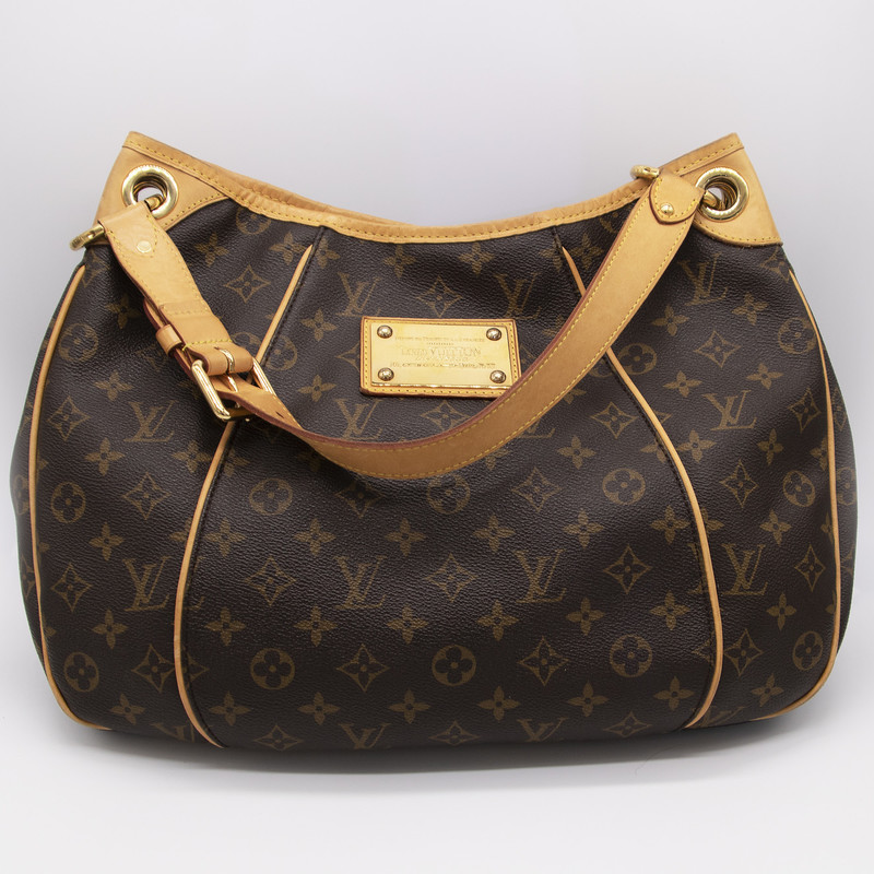 LV Galleria PM Mono, THH<br /> Condition: good<br /> year 2008