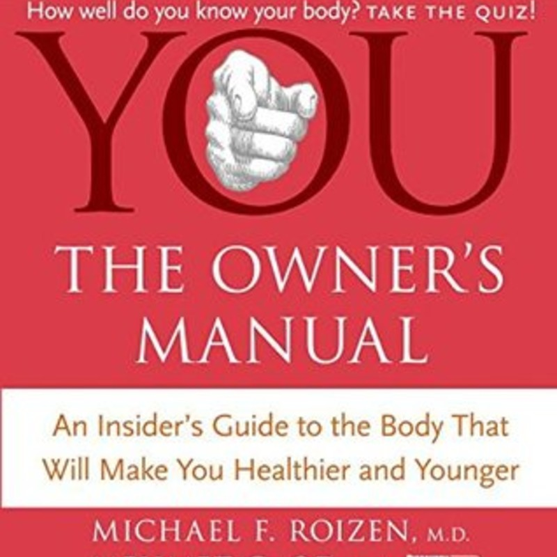 You The Owners Manual.