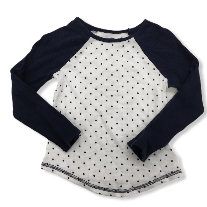 Long Sleeve Shirt, Girl, Size: 4t<br /> <br /> #resalerocks #oldnavy #pipsqueakresale #vancouverwa #portland #reusereducerecycle #fashiononabudget #chooseused #consignment #dots #savemoney #shoplocal #weship #keepusopen #shoplocalonline #resale #resaleboutique #mommyandme #minime #fashion #reseller                                                                                                                                                 Cross posted, items are located at #PipsqueakResaleBoutique, payments accepted: cash, paypal & credit cards. Any flaws will be described in the comments. More pictures available with link above. Local pick up available at the #VancouverMall, tax will be added (not included in price), shipping available (not included in price), item can be placed on hold with communication, message with any questions. Join Pipsqueak Resale - Online to see all the new items! Follow us on IG @pipsqueakresale & Thanks for looking! Due to the nature of consignment, any known flaws will be described; ALL SHIPPED SALES ARE FINAL. All items are currently located inside Pipsqueak Resale Boutique as a store front items purchased on location before items are prepared for shipment will be refunded.