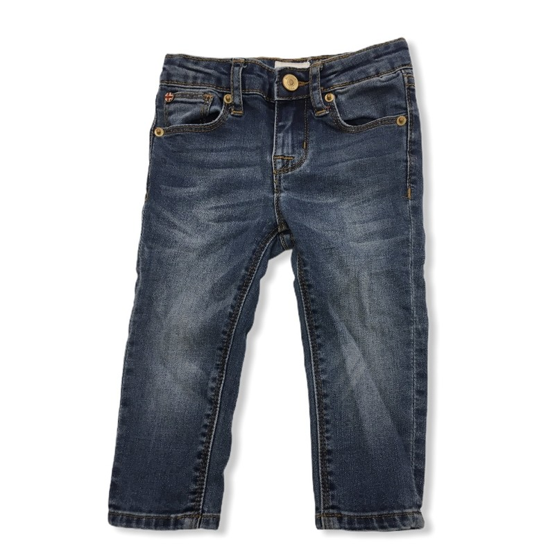 Jeans, Girl, Size: 12m<br /> <br /> #resalerocks #pipsqueakresale #vancouverwa #portland #reusereducerecycle #fashiononabudget #chooseused #consignment #savemoney #shoplocal #weship #keepusopen #shoplocalonline #resale #hudson #resaleboutique #mommyandme #minime #fashion #reseller                                                                                                                                      Cross posted, items are located at #PipsqueakResaleBoutique, payments accepted: cash, paypal & credit cards. Any flaws will be described in the comments. More pictures available with link above. Local pick up available at the #VancouverMall, tax will be added (not included in price), shipping available (not included in price), item can be placed on hold with communication, message with any questions. Join Pipsqueak Resale - Online to see all the new items! Follow us on IG @pipsqueakresale & Thanks for looking! Due to the nature of consignment, any known flaws will be described; ALL SHIPPED SALES ARE FINAL. All items are currently located inside Pipsqueak Resale Boutique as a store front items purchased on location before items are prepared for shipment will be refunded.