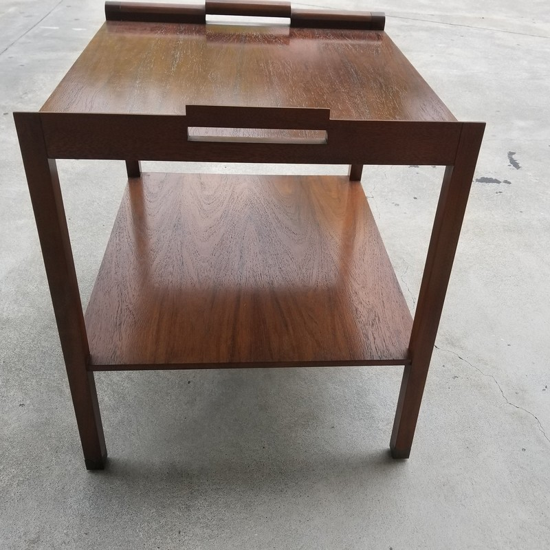 Wood Side Table excellent condition, gently used.