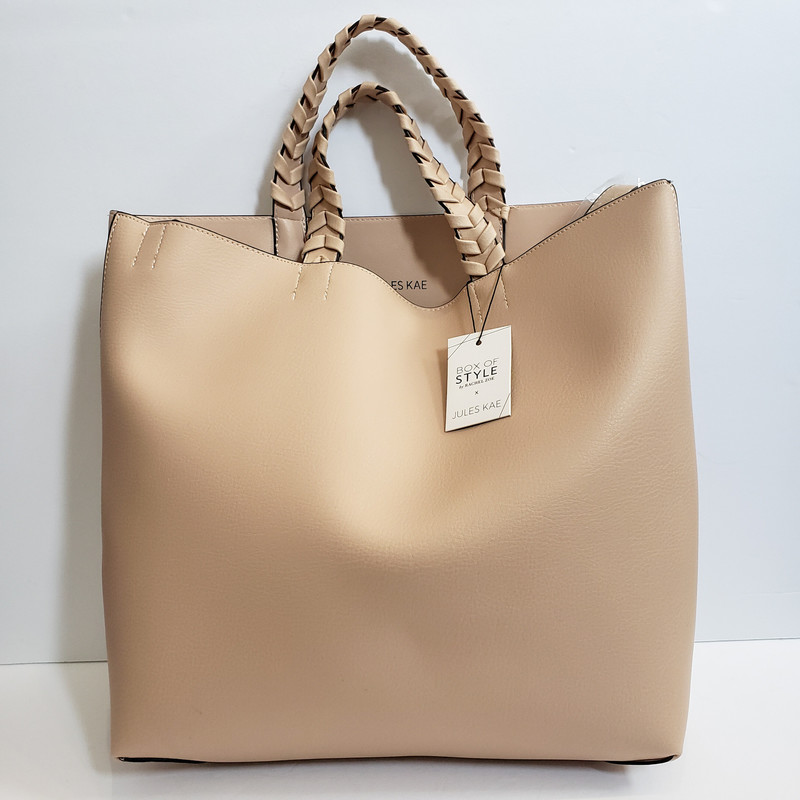 Jules Kae For Rachel Zoe<br /> Tote<br /> NWT<br /> Original Retail $150<br /> Includes Long Strap