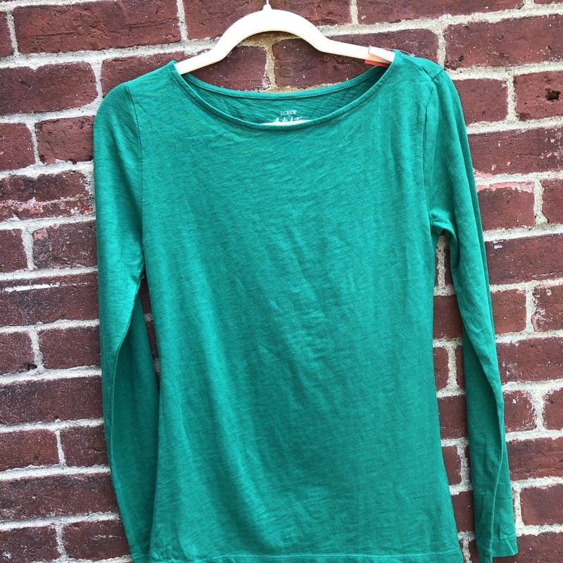 J Crew, Green, Size: Small<br /> New with tags