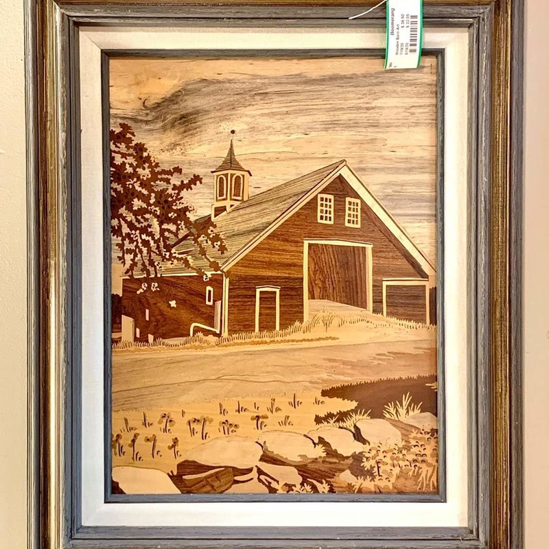 One of a Kind...Wooden Barn Art