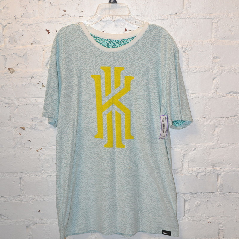 -Nike<br /> -Kyrie Irving<br /> -Athletic cut<br /> -Great condition<br /> -Size large