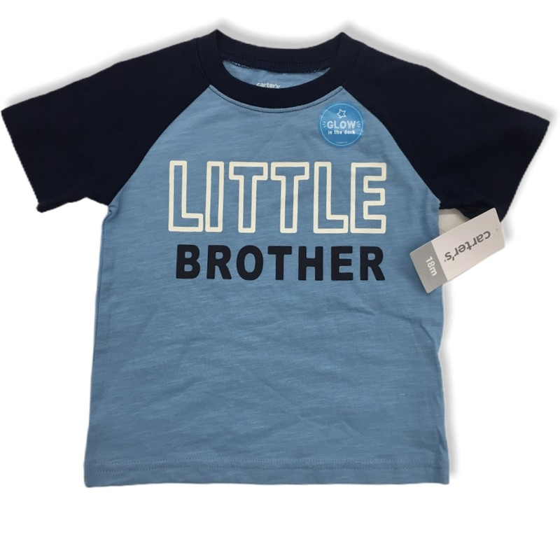 Shirt NWT, Boy, Size: 18m<br /> <br /> #resalerocks #carters #pipsqueakresale #vancouverwa #portland #reusereducerecycle #fashiononabudget #chooseused #consignment #littlebrother #savemoney #shoplocal #weship #keepusopen #shoplocalonline #resale #resaleboutique #mommyandme #minime #fashion #reseller                                                                                                                                      Cross posted, items are located at #PipsqueakResaleBoutique, payments accepted: cash, paypal & credit cards. Any flaws will be described in the comments. More pictures available with link above. Local pick up available at the #VancouverMall, tax will be added (not included in price), shipping available (not included in price), item can be placed on hold with communication, message with any questions. Join Pipsqueak Resale - Online to see all the new items! Follow us on IG @pipsqueakresale & Thanks for looking! Due to the nature of consignment, any known flaws will be described; ALL SHIPPED SALES ARE FINAL. All items are currently located inside Pipsqueak Resale Boutique as a store front items purchased on location before items are prepared for shipment will be refunded.