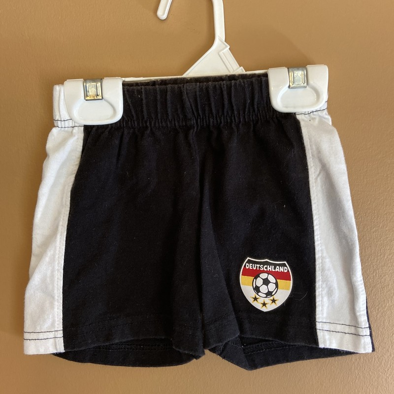 Early Days Shorts.