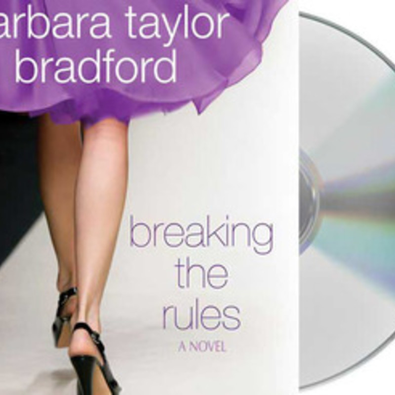 Audio<br /> Barbara Bradford (Goodreads Author)<br /> Breaking the Rules #7Emma Harte Saga<br /> Romance Fiction<br /> <br /> Following a terrifying encounter in the quiet English countryside, a young woman flees to New York in search of a new life. Adopting the initial M as her name, and reinventing herself, she embarks on a journey that will lead her to the catwalks of Paris, where she becomes the muse and star model to France's iconic designer Jean-Louis Tremont.<br /> <br /> When M meets the charming and handsome actor, Larry Vaughan in New York they fall instantly in love and marry. Soon, they become the most desired couple on the international scene, appearing on the cover of every celebrity magazine, adored by millions. With a successful career and a happy marriage, M believes she has truly put the demons of her past behind her. But M's fortunes are about to take another dramatic twist.<br /> <br /> A series of bizarre events turn out not to be accidents at all, but assaults on M and her family. The dark figure from M's past, a psychopath with deadly intent, has made a vow: to shatter M's world forever. But M also makes a vow: she will do everything to keep them all safe. When those you love are threatened and at risk, there's nothing you won't do to protect them… you'll even resort to breaking the rules! Moving from New York to the chic fashion capitals of London and Paris, to the exotic locations of Istanbul and Hong Kong, this new tale from a renowned storyteller is a genuine pageturner