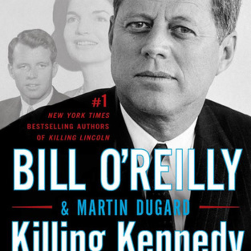 Audio CD's<br /> <br /> Killing Kennedy: The End of Camelot<br /> (Bill O'Reilly's Killing Series)<br /> by Bill O'Reilly (Goodreads Author), Martin Dugard<br /> <br /> Tthe anchor of The O'Reilly Factor recounts in gripping detail the brutal murder of John Fitzgerald Kennedy—and how a sequence of gunshots on a Dallas afternoon not only killed a beloved president but also sent the nation into the cataclysmic division of the Vietnam War and its culture-changing aftermath.<br /> In January 1961, as the Cold War escalates, John F. Kennedy struggles to contain the growth of Communism while he learns the hardships, solitude, and temptations of what it means to be president of the United States. Along the way he acquires a number of formidable enemies, among them Soviet leader Nikita Khrushchev, Cuban dictator Fidel Castro, and Allen Dulles, director of the Central Intelligence Agency. In addition, powerful elements of organized crime have begun to talk about targeting the president and his brother, Attorney General Robert Kennedy.<br /> <br /> In the midst of a 1963 campaign trip to Texas, Kennedy is gunned down by an erratic young drifter named Lee Harvey Oswald. The former Marine Corps sharpshooter escapes the scene, only to be caught and shot dead while in police custody.<br /> <br /> The events leading up to the most notorious crime of the twentieth century are almost as shocking as the assassination itself.