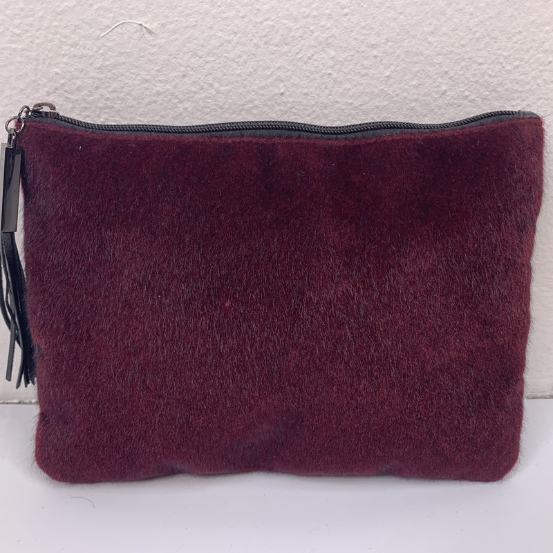 Nordstrom Pouch, Red, Size: None