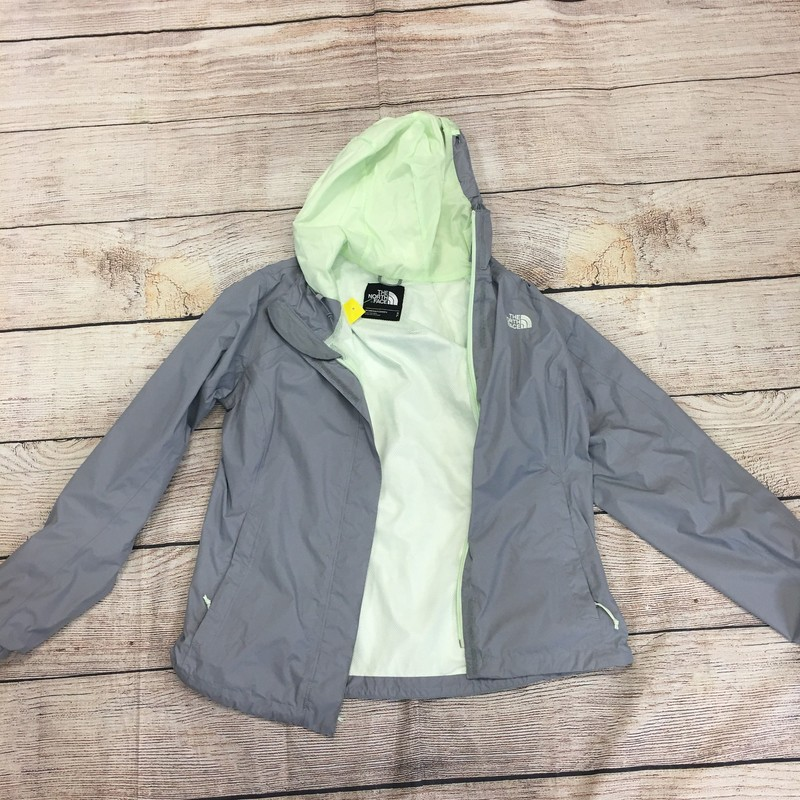 North Face gray jacket, size small.  In great condition!