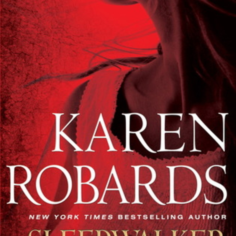 "CD Audio Book<br /> <br /> Sleepwalker<br /> by Karen Robards (Goodreads Author)<br /> <br /> It's not that Micayla Lange is afraid of the clinking she hears coming from the first floor of the empty McMansion she's housesitting for her uncle Nicco. She's a cop, after all. It's just that finding out her boyfriend was cheating on her was enough drama for one night. Now she's alone on New Year's Eve, wearing flannel pajamas and wielding a Glock 22 as she zeroes in on the unmistakable source of the sound: Uncle Nicco's private office.<br /> <br /> Jason Davis steals things for a living, so unexpected developments are a natural part of the job. Getting caught red-handed by a hot, pigtail-sporting police officer in what is supposed to be a gangster's deserted house is just one more twist in the game. Kind of like finding incriminating photos in Nicco Marino's safe, only to discover the cop—and the security cameras—have gotten a real good look at his face.<br /> <br /> Unfortunately for Mick, she also got a good look at the damned pictures. Her ""uncle"" might love her like family, but if he knows she's seen evidence that implicates him in the murder of a city councilman, she doesn't like her chances. Which is why she's having a hard time reconciling her professional instincts with what she is rapidly concluding is an inescapable fact: She's about to help a criminal get away with a suitcase full of stolen money. And she's going with him.<br /> <br /> Mick and Jason's race for their lives hurtles them through the dangerous Michigan wilderness on speedboat and snowmobile. As their adventure heats up and their enemies close in, Mick is torn between her duty to the force and the combustible passion engulfing her and her unlikely partner in crime. She'll have to turn Jason in sooner or later…if they survive. But will they ever get a second chance at love?"