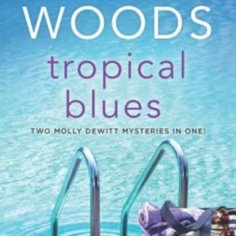 Audio<br /> Sherryl Woods<br /> Tropical Blues: Hot Property/Hot Secret<br /> Romance<br /> <br /> Nothing is too hot to handle for amateur sleuth Molly DeWitt in these two classic romantic mysteries from #1 New York Times bestselling author Sherryl Woods.<br /> <br /> <br /> Hot Property<br /> <br /> <br /> Finding a corpse in the card room of her elegant new Key Biscayne apartment complex was not what Molly DeWitt had in mind for a fresh new start–especially when the knife in the dead Ocean Manor's president's back appears to be her own. But when charming homicide detective Michael O'Hara decides to get on her case, it's up to Molly to track down the real killer and clear her name.<br /> <br /> <br /> Hot Secret<br /> <br /> <br /> When the body of her hotshot young film director is found in actress Veronica Weston's trailer, she desperately needs an alibi–and Molly DeWitt is it. Molly's PR job is to keep everyone happy, but solving the case is a challenge she can't resist…just like homicide detective Michael O'Hara. She and Michael must strip the masks from a cast of potential killers, each of whom has a motive, to keep Veronica from behind bars.