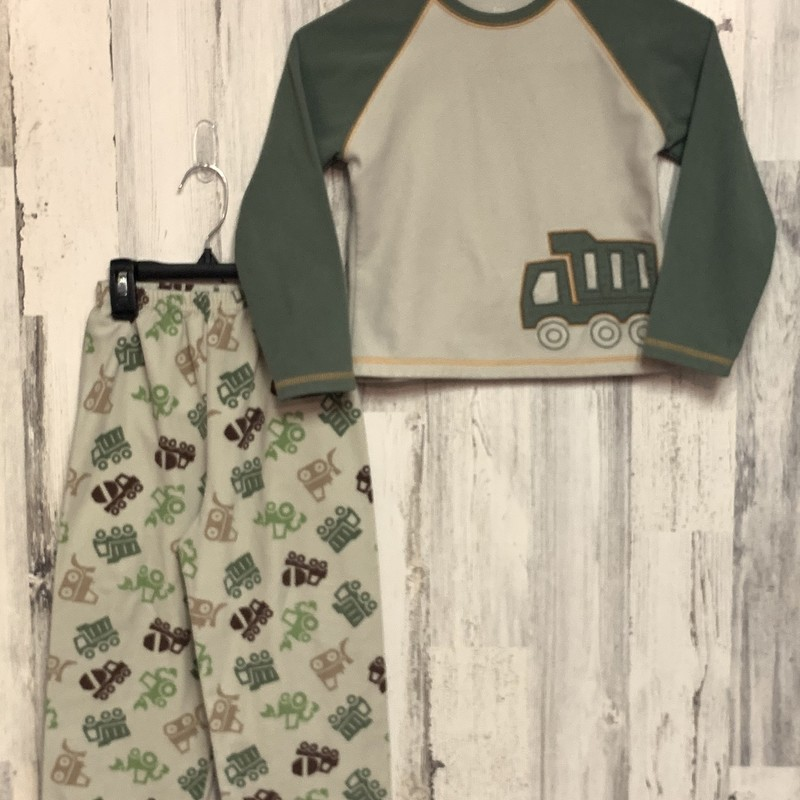 Just One Year, Green, Size: 5T