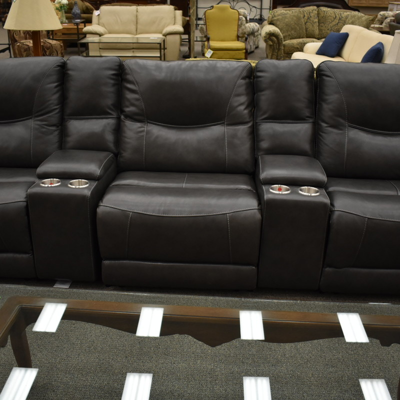 5 Piece Power Theater Seating