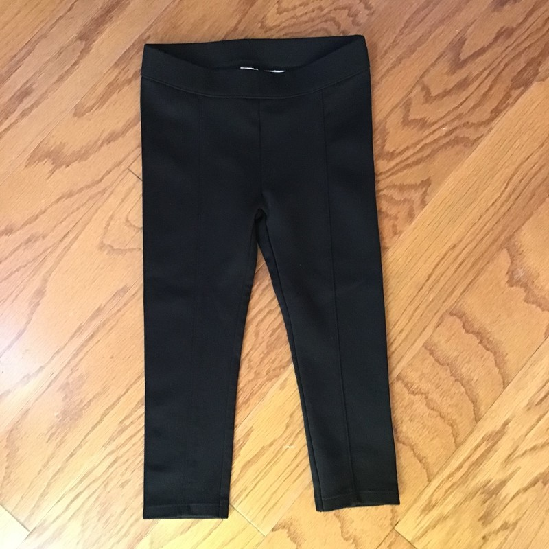 Janie Jack Pant, Black, Size: 2<br /> <br /> <br /> ALL ONLINE SALES ARE FINAL. NO RETURNS OR EXCHANGES. PLEASE ALLOW 1 TO 2 WEEKS FOR SHIPMENT.