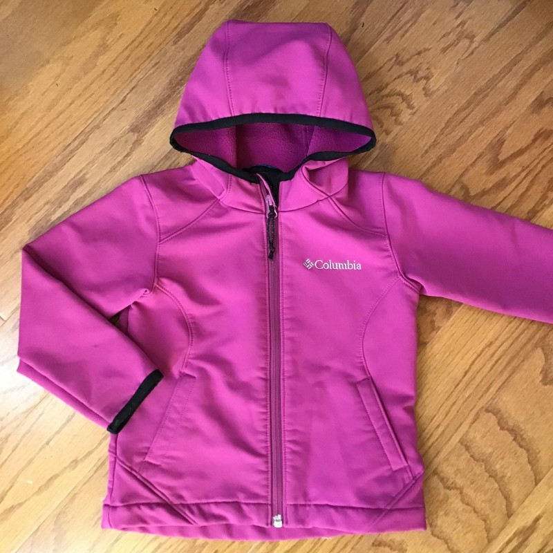 Columbia Zip Up, Purple, Size: 3<br /> <br /> <br /> ALL ONLINE SALES ARE FINAL. NO RETURNS OR EXCHANGES. PLEASE ALLOW 1 TO 2 WEEKS FOR SHIPMENT