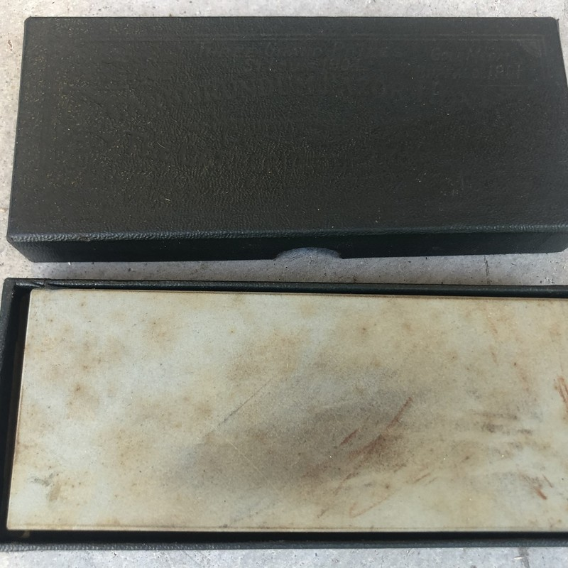 Craborundum No. 101A Razor Hone Sharpening Stone<br /> <br /> *MADE IN USA*