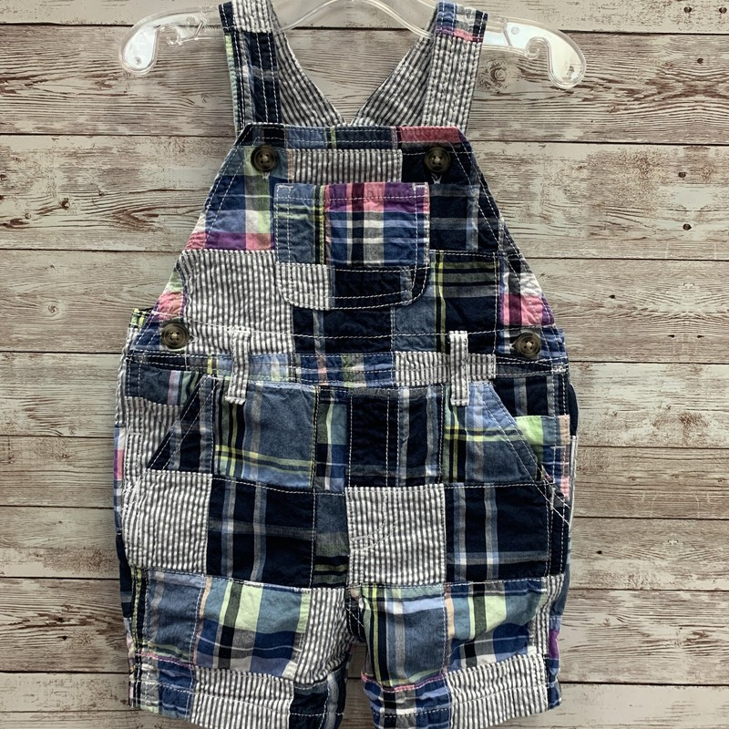 Gymboree Shortall Plaid.