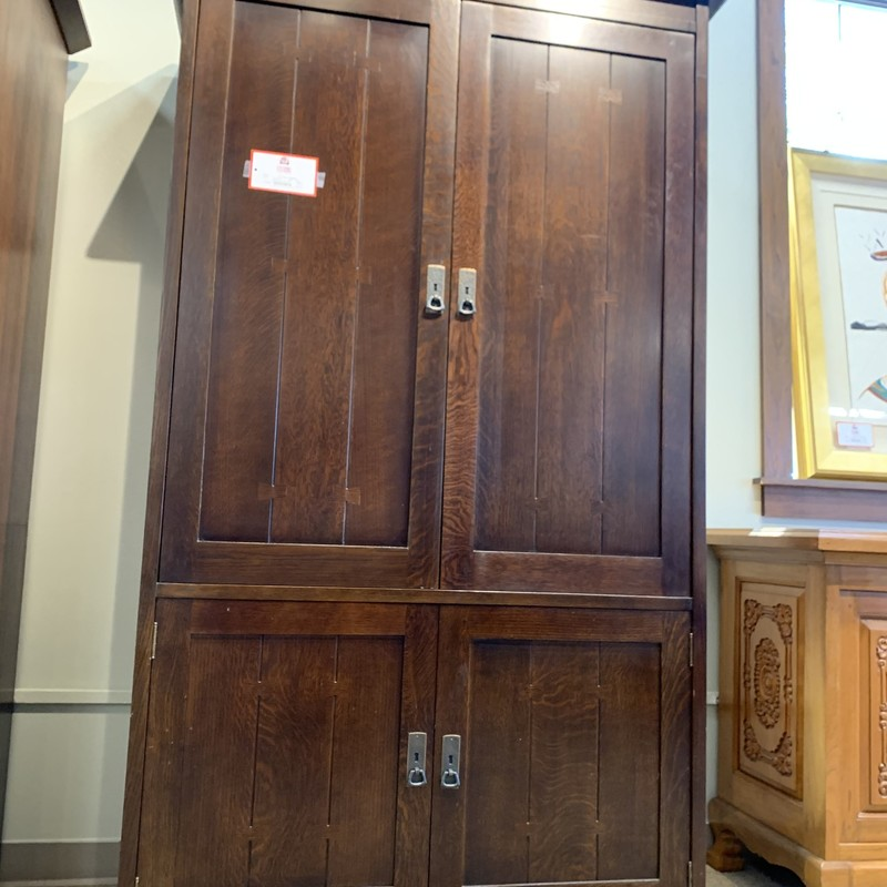 Stickley TV Armoire.