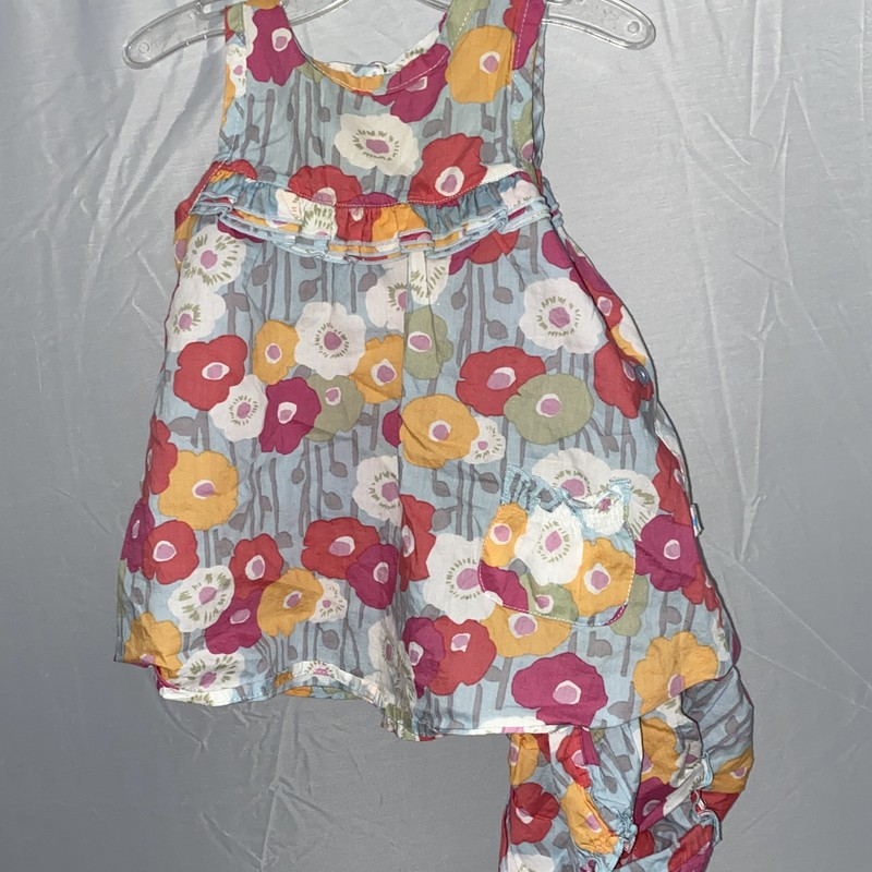 Angel Dear, Multi Fl, Size: 3-6m