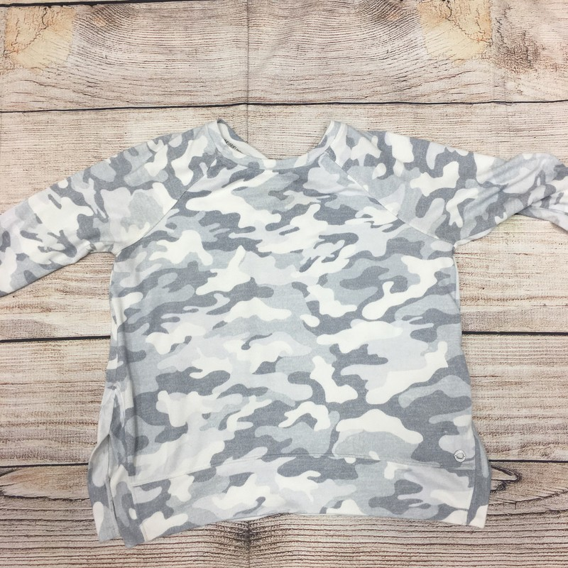 CK Top, Camo, Size: Small