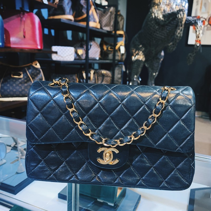 Chanel Double Flap Small, None, Size: CHHH