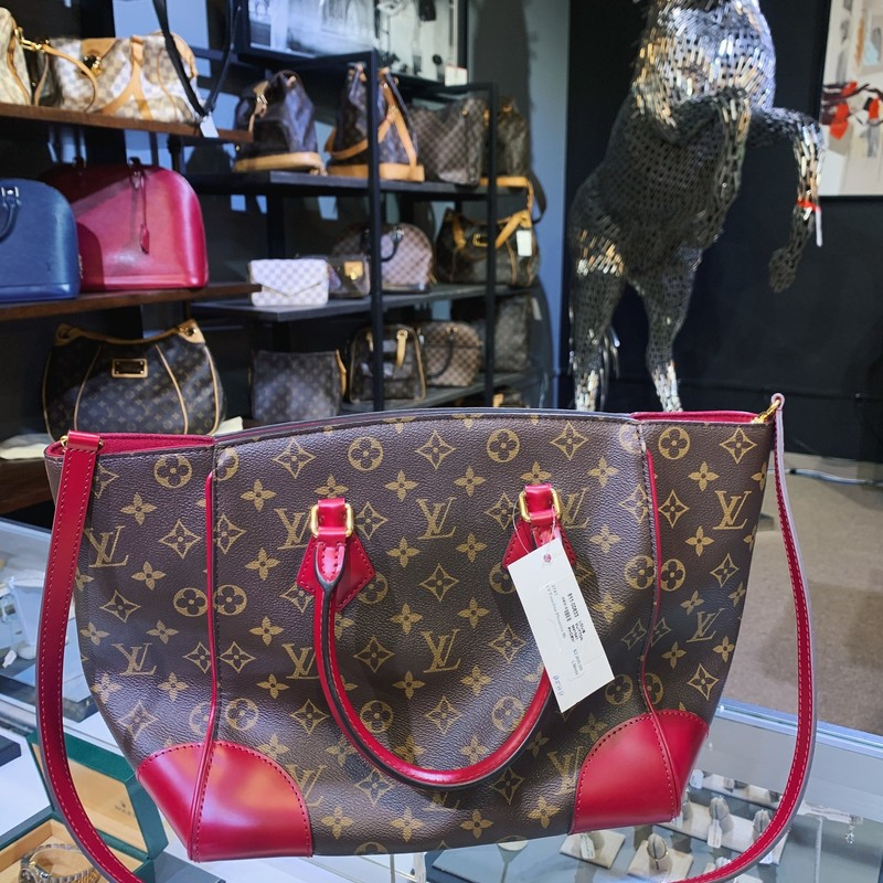LV Fuschia Phoenix Mm, None, Size: LMHH