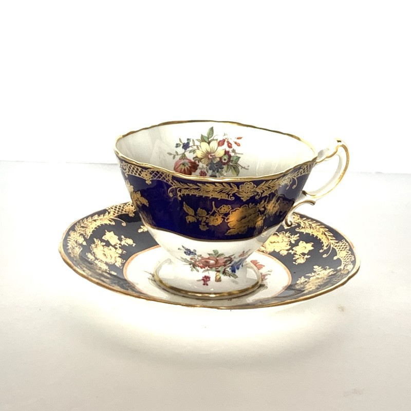 Hammersley Bone China Tea.
