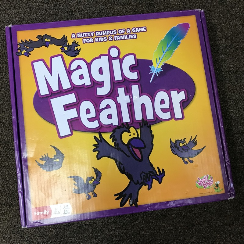 Magic Feathers Game.