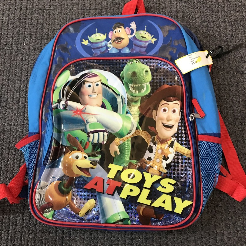 Toy Story Backpack.
