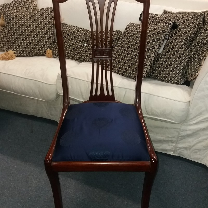 Asian Rosewood Chair