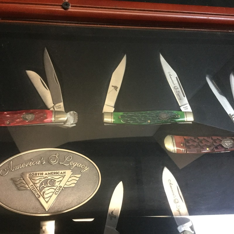 Knife Set, comMercColor