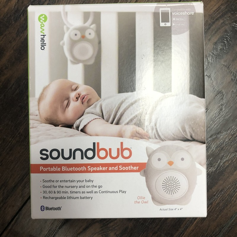 Sound Bub, None, Size: None