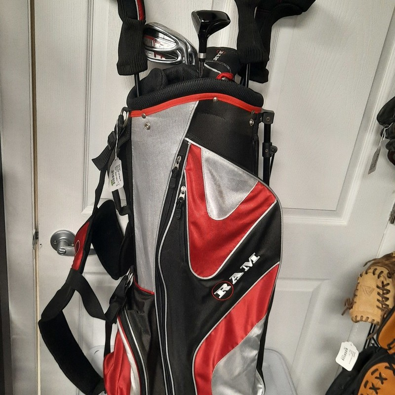 Ram Golf Set Bag 4W 5I P.