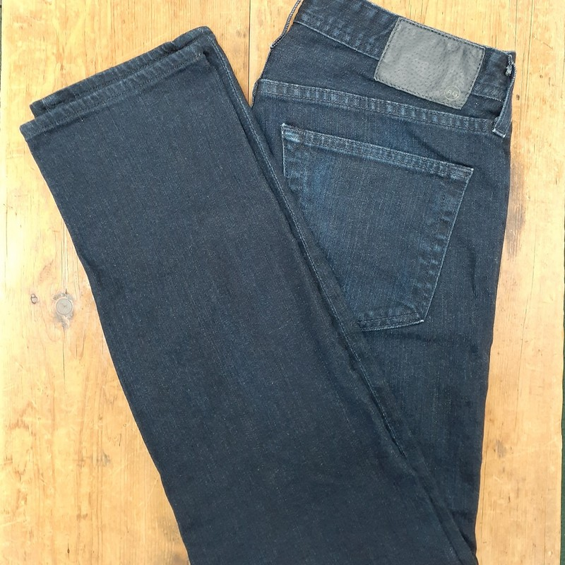 ** Adriano Goldschmied **<br /> Color: Dark Wash Denim<br /> Size: 31W 29L<br /> Condition: Excellent