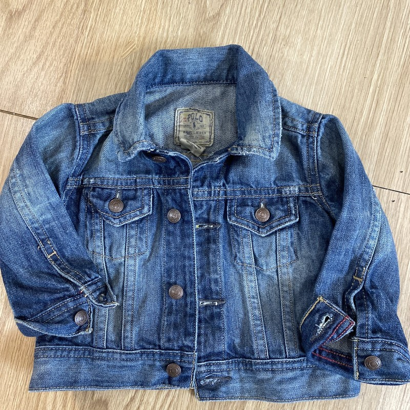 Polo Ralph Lauren, Denim, Size: 9m