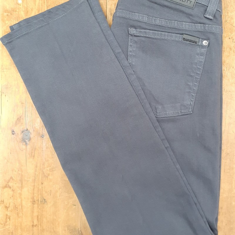 Fidelity Denim<br /> Color: Dark Gray<br /> Size: 32W 33L<br /> Condition: Excellent