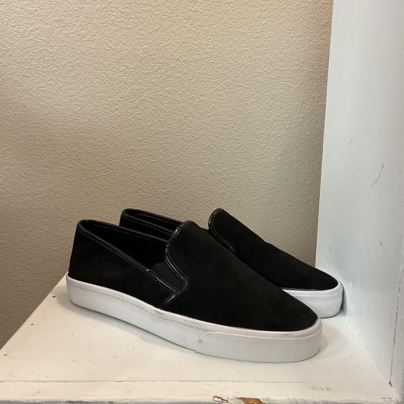 NWT Leather Slip On Sneak.