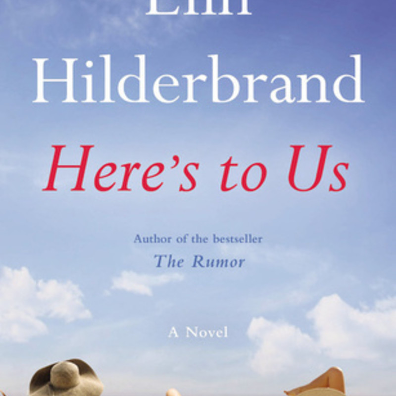 Audio CD<br /> <br /> Here's to Us<br /> by Elin Hilderbrand (Goodreads Author)<br /> <br /> <br /> An emotional, heartwarming story from New York Times bestselling author Elin Hilderbrand about a grieving family that finds solace where they least expect it.<br /> <br /> Celebrity chef Deacon Thorpe has always been a force of nature with an insatiable appetite for life. But after that appetite contributes to Deacon's shocking death in his favorite place on earth, a ramshackle Nantucket summer cottage, his (messy, complicated) family is reeling. Now Deacon's three wives, his children, and his best friend gather on the island he loved to say farewell. The three very different women have long been bitter rivals, each wanting to claim the primary place in Deacon's life and his heart. But as they slowly let go of the resentments they've held onto for years and remember the good times, secrets are revealed, confidences are shared, and improbable bonds are formed as this unlikely family says goodbye to the man who brought them all together, for better or worse--and the women he loved find new ways to love again.