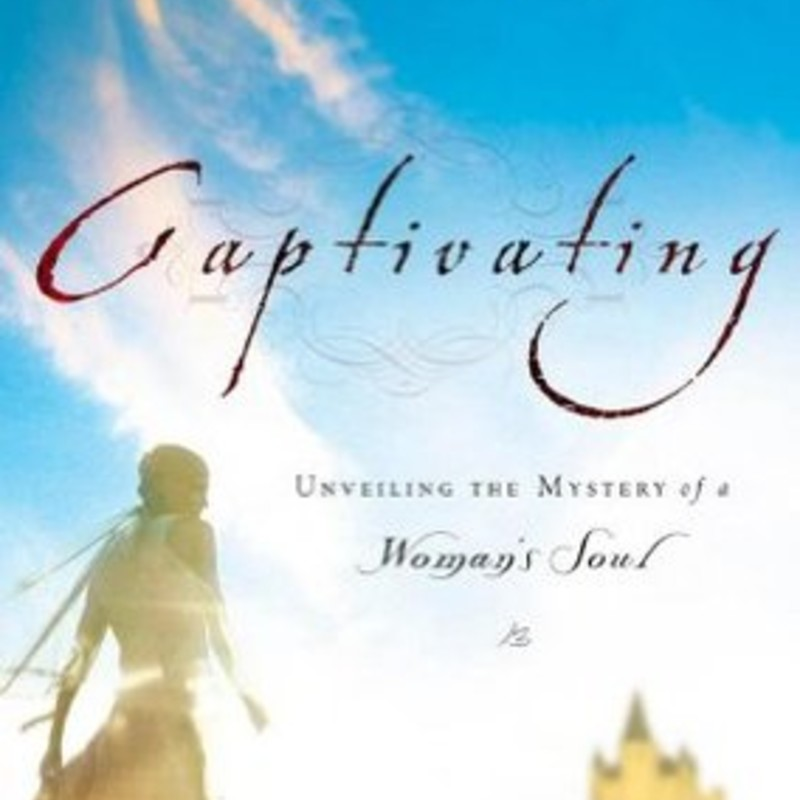 "Audio CD<br /> <br /> Captivating: Unveiling the Mystery of a Woman's Soul<br /> by John Eldredge, Stasi Eldredge<br /> <br /> Every woman was once a little girl. And every little girl holds in her heart her most precious dreams. She longs to be swept up into a romance, to play an irreplaceable role in a great adventure, to"" be"" the Beauty of the story. And yet-how many women do you know who ever find that life?<br /> <br /> Most women think they have to settle for a life of efficiency and duty, striving to be the women they ""ought"" to be but often feeling they have failed. Sadly, too many messages for Christian women add to the pressure. ""Do these ten things, and you will be a godly woman."" The effect has not been good on the feminine soul.<br /> <br /> The message of ""Captivating"" is this: Your heart matters more than anything else in all creation. The desires you had as a little girl and the longings you still feel are telling you of the life God created you to live. He offers to rescue your heart and release you to live as a fully alive and feminine woman. A woman who is truly captivating."