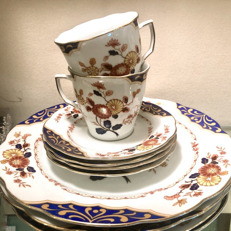 Premiere Canton China, ME 217, Size: 20 Pc Set