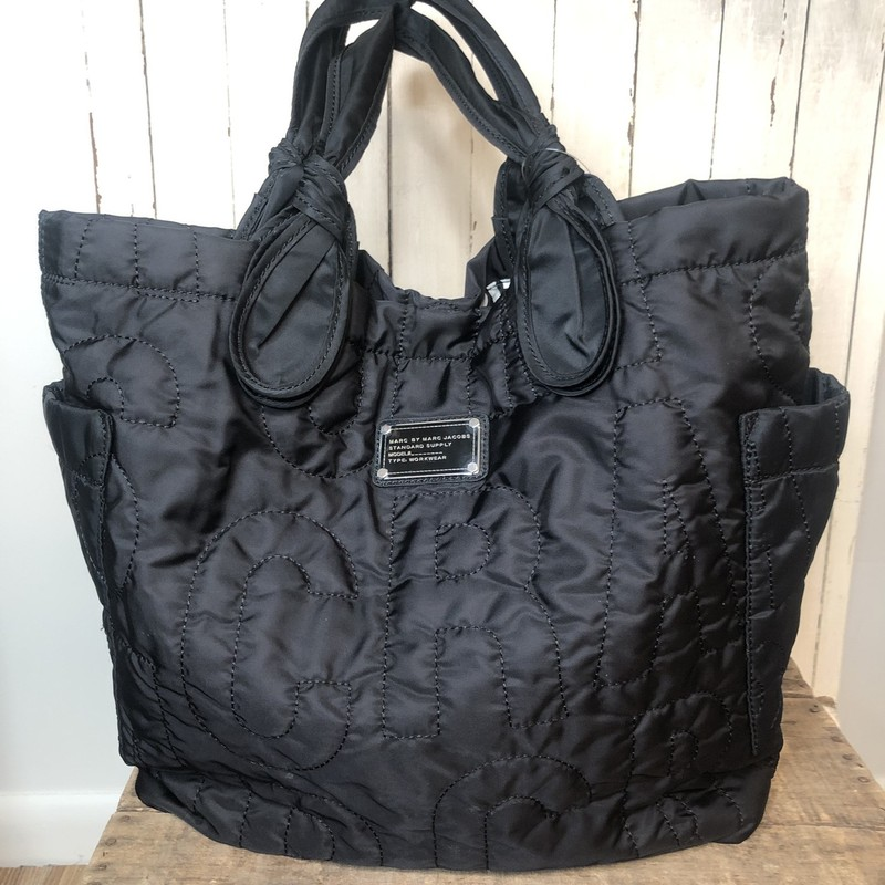 Nylon Tote Marc By Marc J.