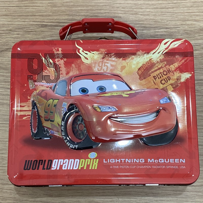 Lightening Mcqueen, Lunch Bo, Size: OS