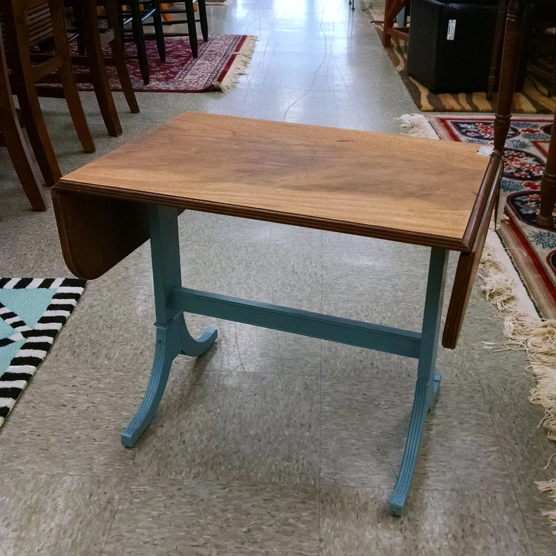 Drop Leaf Coffee Table-small