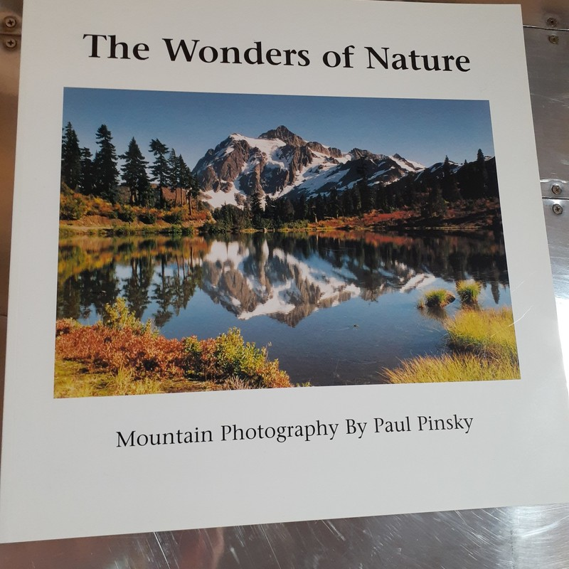 Paul Pinsky Wonders Of Na.